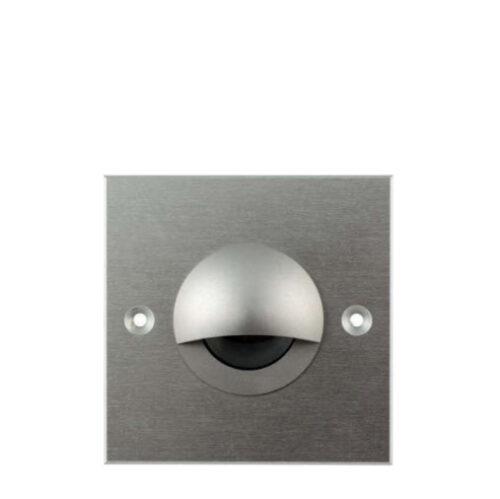 Extralux Dot inbouwspot LED 3 Watt 3000K 145Lm vierkant