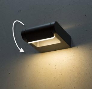 Extralux Estilo wandlamp LED 6 Watt – 3000K – 210lm