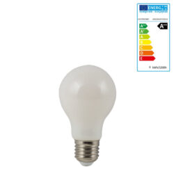 Extralux Lamp Led 6 watt - E27 2700K - 600lm - wit