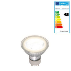 Extralux Lamp Led 6 watt - GU10 2700K - 400lm - 1 COB