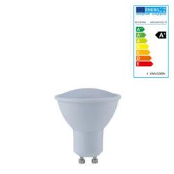 Extralux Lamp RGB Led - GU10 2700K - 250lm Dimbaar