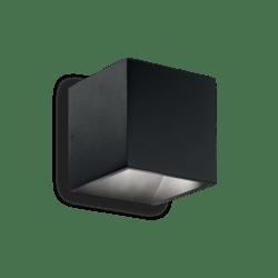 Extralux Monte Wandlamp Led 6 Watt – 670Lm zwart