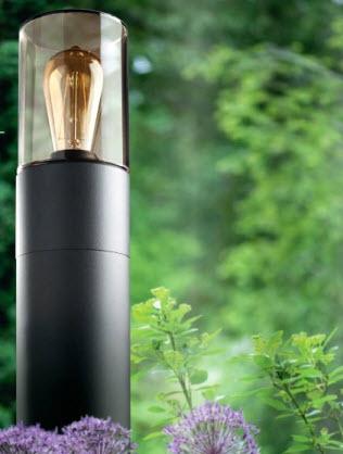 Extralux Santorin E27 staande lamp Max. 18 Watt - 50cm