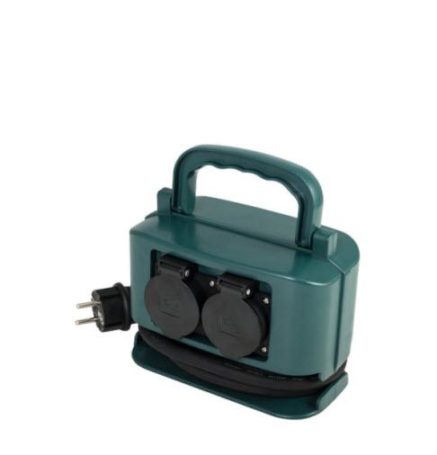 Extralux dalhi mobiel stopcontact