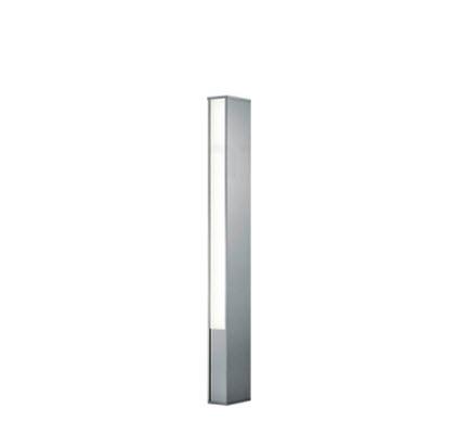 Extralux tend staandelamp grijs