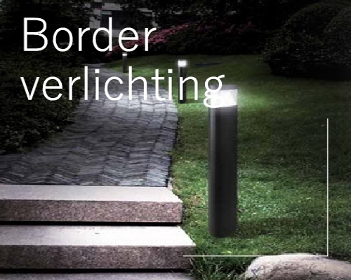 Extralux border verlichting