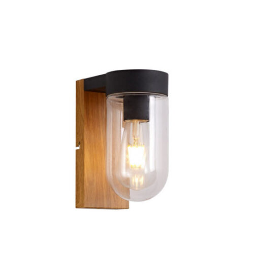 Extralux Woodwandlamp LED 4Watt - 2400K - 410lm 110