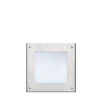 Parkline SQ GEO-67 grondspot LED 1.2 Watt - vierkant 150Lm (24V)