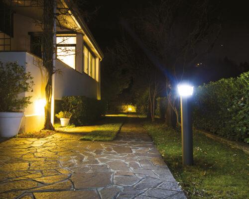 Impressie staande lamp buiten5