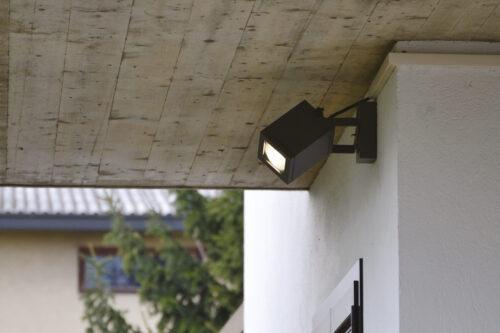 Buiten wandlamp_schijnwerper