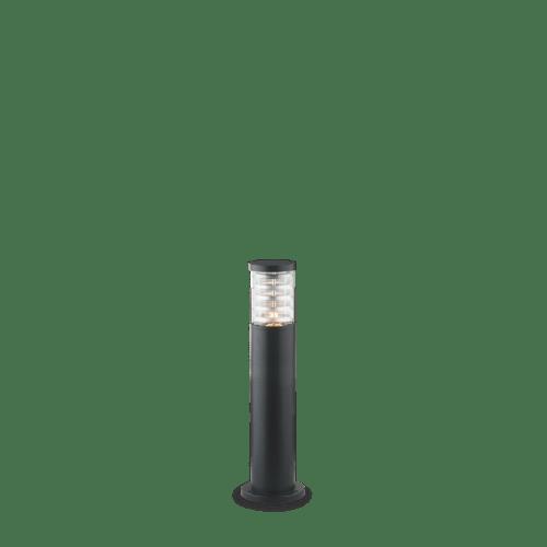 Extralux SantorL E27 staande lamp 4 Watt zwart