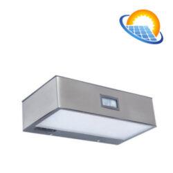 Solar Brick LED met sensor 2Watt - 150Lm - 4000K