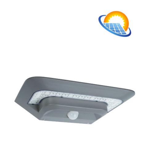 Solar Ghost LED met sensor 2.4Watt - 260Lm - 4000K