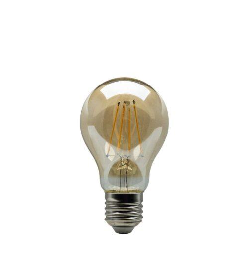 Extralux Lamp goud filament 4 watt - E27 2200K_1