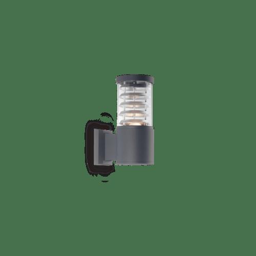 Extralux Santorw E27 staande lamp 4 Watt .antraciet